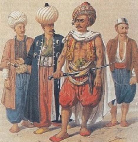 los turcos conquistan constantinopla