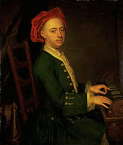 Handel played for Frederick I of Prussia