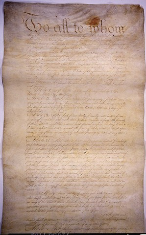 Articles of Confederation are agreed to