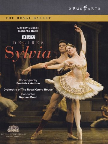 """Ballet """"Sylvia"""", 1876"""