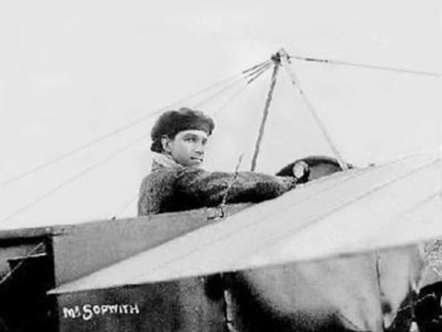 The Sopwith Aviation Company End