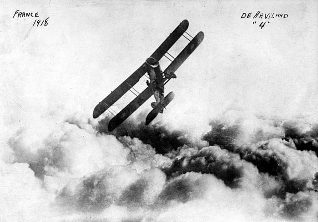 The Airco DH.4