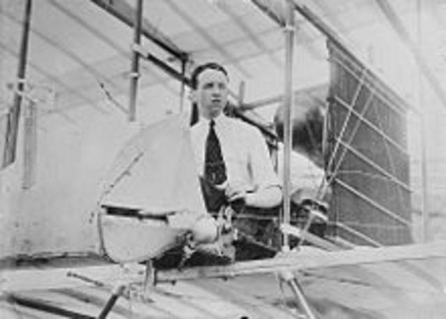Creation of the Sopwith Aviation Company