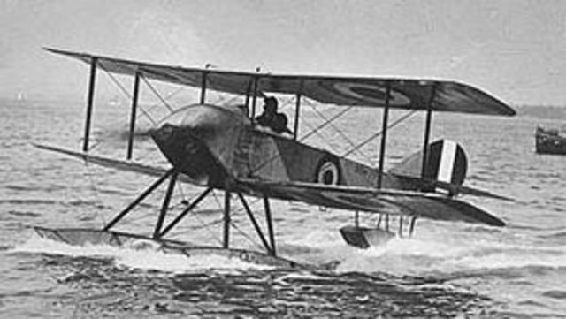 Creation of the Sopwith Tabliod for the Schneider Cup