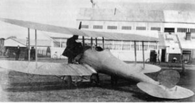 Opening of another Sopwith Factory