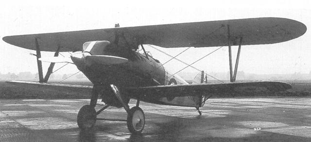 Creation of the Hawker Hornbill