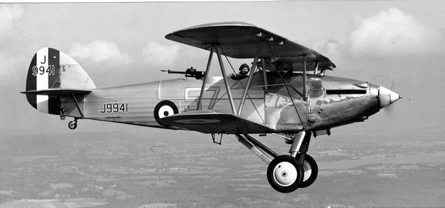 Creation of the Hawker Hart
