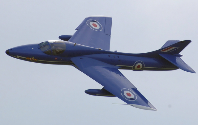 Creation of the Hawker Hunter