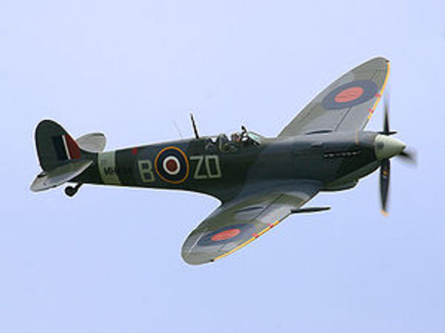 Creation of the Spitfire