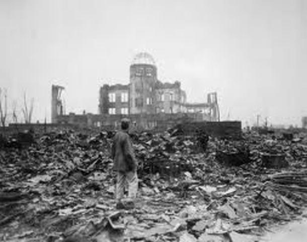 The Start of the Second World War
