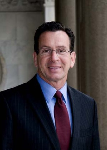 Malloy offers support