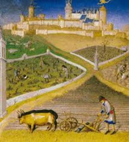 Segunda mitad del siglo IX