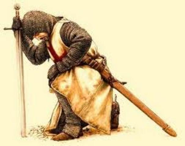 Se inician las cruzadas de Jerusales