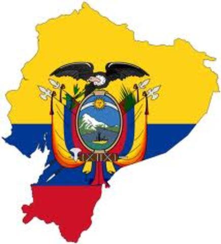 Mision Especial a Ecuador