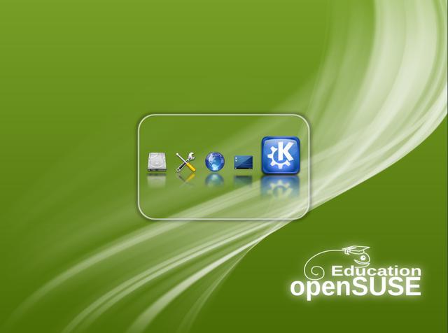 openSUSE Li-f-e 12.1 available
