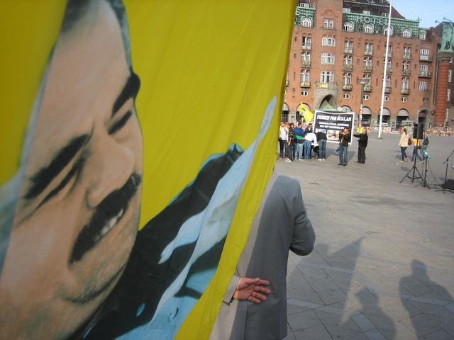 Forhandlingerne mellem Öcalan og Tyrkiet offentliggøres