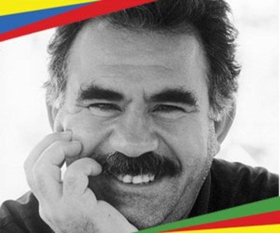Öcalan holder tale på Newroz