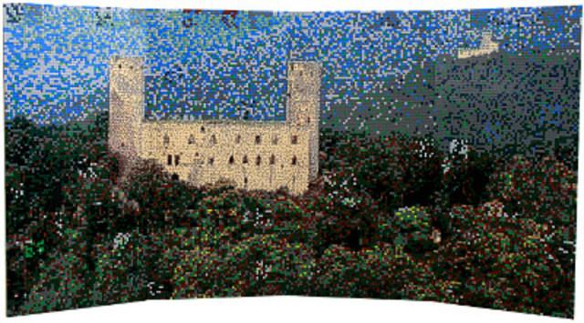 Château d'Andlau and Château de Spesbourg
