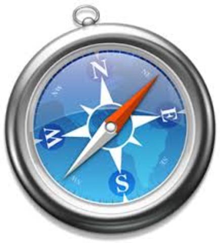 Announcement of Safari Browser