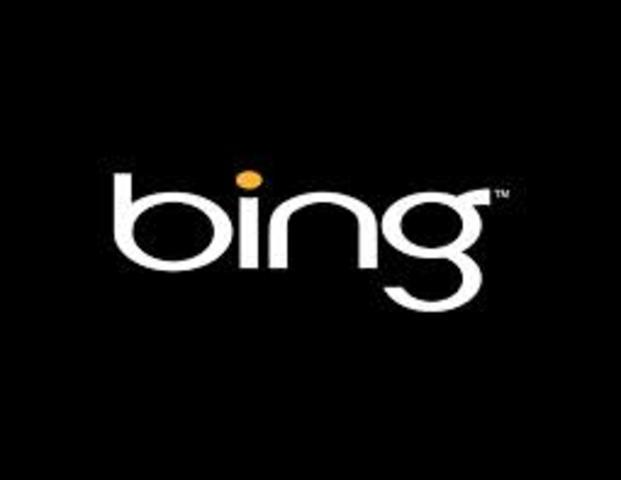 Bing Goes Live