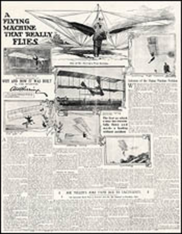 Augustus Herring Glider Experiments