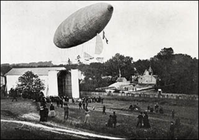 America's First Powered Flights