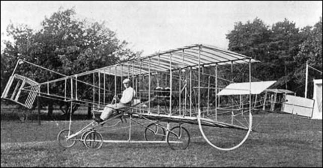 First Long Island aircraft is built