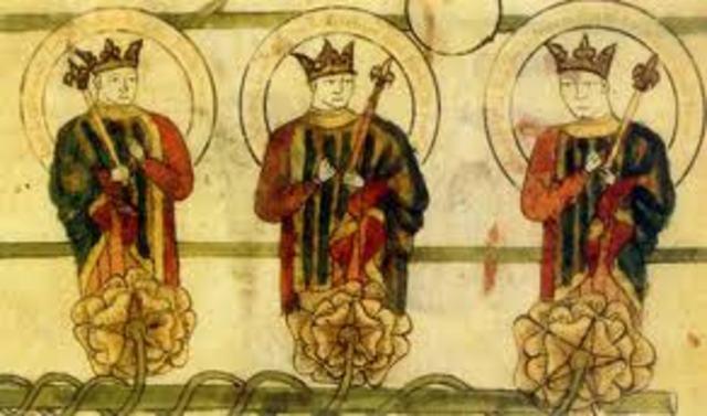 La dinastía Capeto se apodera de la corona francesa
