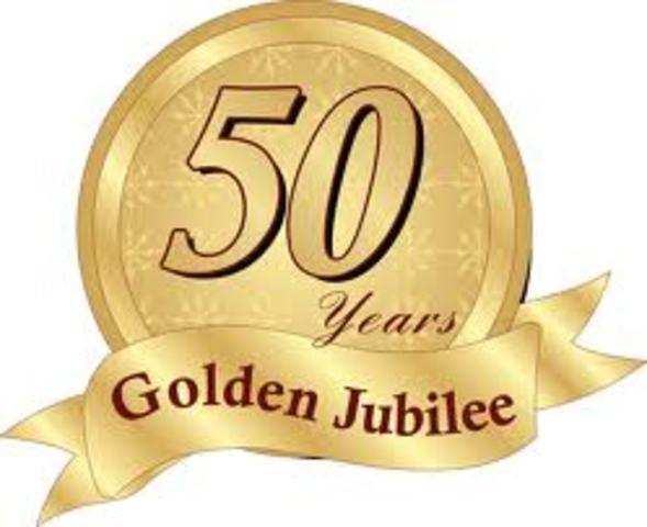 Golden Jubilee!! :*