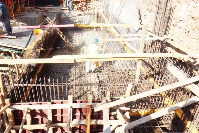 Trident Grand Riverside - Construction Update 17/07/13