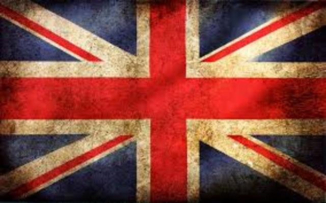 Arrivée à Londres