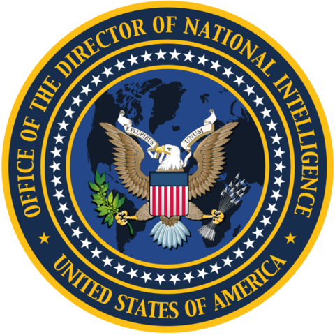 Director of Central Intelligence changed to Director of National Intelligence