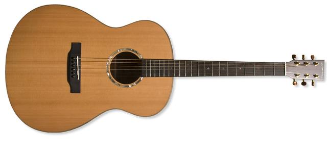 Got first guitar