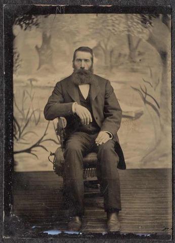 Tintype Patented