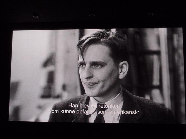 Palme dræbt, Tjernobyl atomkatastrofen - Kortfilmfestival i Holbæk