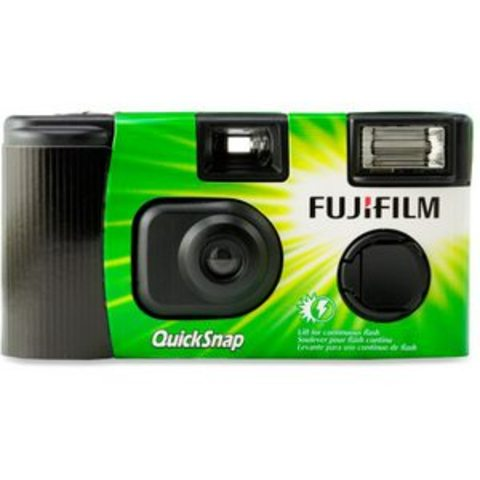 Fuji introduces the first disposable camera.