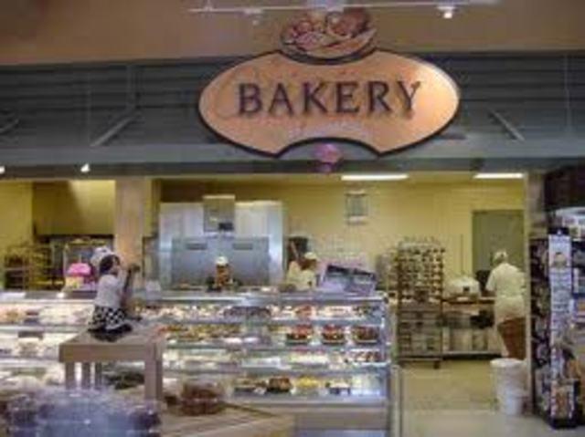 Bakery Assistant, Garden Market IGA