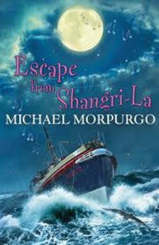 Escape from Shangri La by Michael Morpurgo