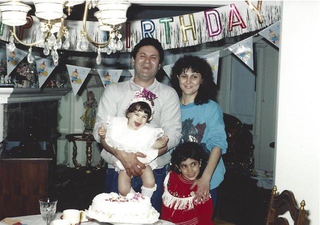 Michelle's 2nd Birthday