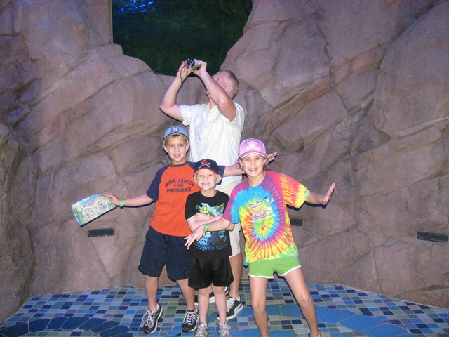 My first trip to Seaworld