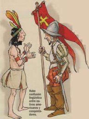 llegada de los conquistadores españoles a colombia