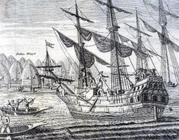Alonso de Ojeda fundó a San Sebastián de Urabá,