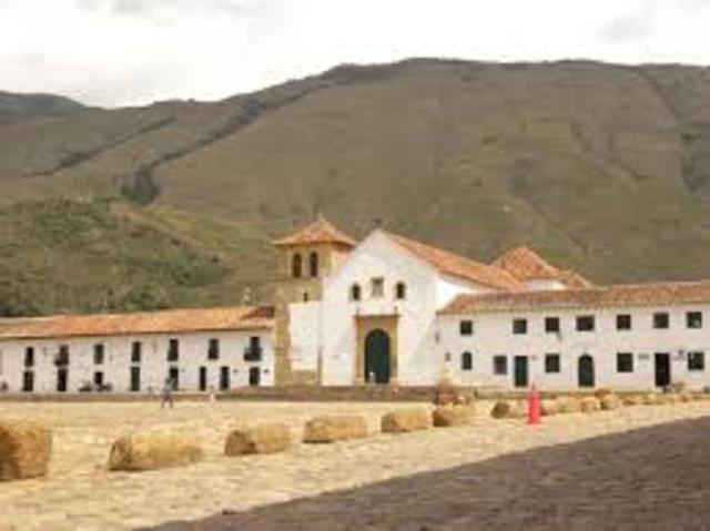 Las primeras ciudades colombianas fueron fundadas