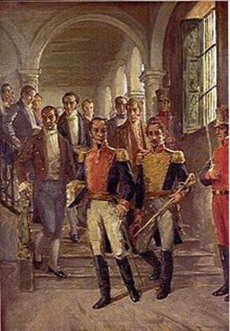 El Congreso de Cúcuta