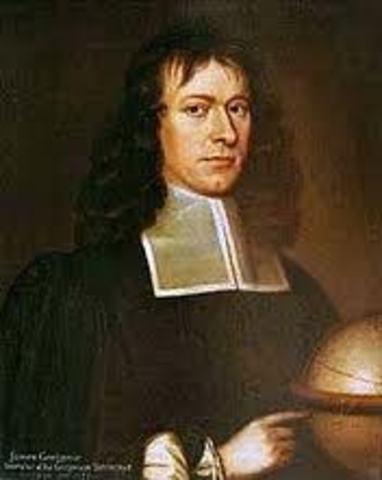 James Gregory (Drumoak – Escocia)