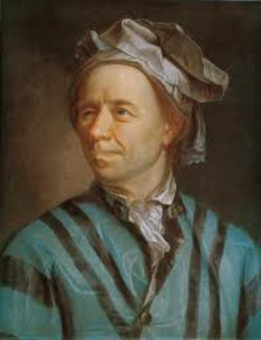 Leonhard Euler (Basilea – Suiza)