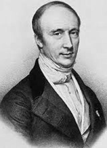Augustin Louis Cauchy (París – Francia)