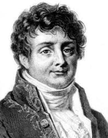 Jean-Baptiste-Joseph Fourier (Auxerre – Francia)