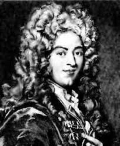 Guillaume François Antoine Marquis de L´Hopital (París – Francia)