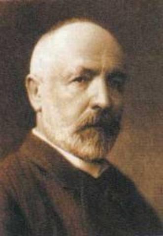 Georg Ferdinand Ludwig Philipp Cantor (San Petersburgo – Rusia)
